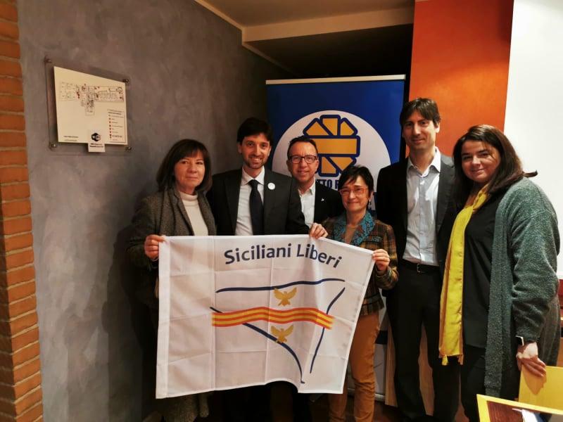 Autonomie e Ambiente, presente anche Siciliani Liberi