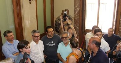 Ente Teatro Messina, Rinaldi chiede l'intervento della Stancheris