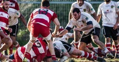 Rugby in Sicilia. Ennesima sconfitta dell'Amatori Messina, che perde a Catania
