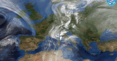 Maltempo: allerta temporali su Sardegna, Liguria, Piemonte ed Emilia Romagna