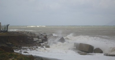 Il maltempo si sposta verso la Penisola ma in Sicilia è sempre allerta meteo