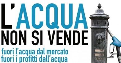 """Riforma dell'acqua in Sicilia, il PD a Crocetta: """"Indietro non si torna"""""""