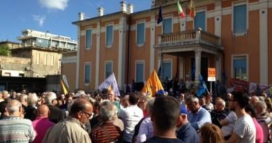 #Messina. L'ospedale Piemonte chiude, la città indifferente e diserta la protesta