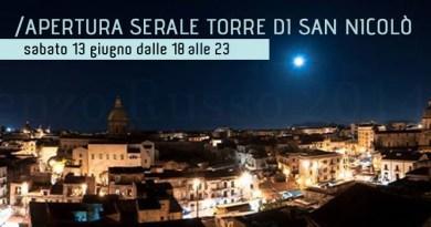 #Palermo. Torre di San Nicolò all'Albergheria tra cultura e panorami mozzafiato