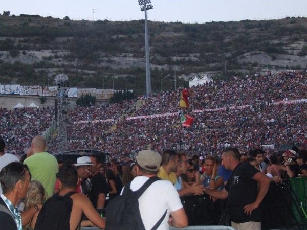 #Vasco Rossi a Messina: le foto del concerto
