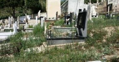 #Messina. Al Cimitero di Pace degrado assoluto, Garofalo scrive ad Accorinti