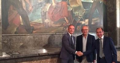 #Caltanissetta. Alla Banca del Nisseno in esposizione Allegoria dell'Italia