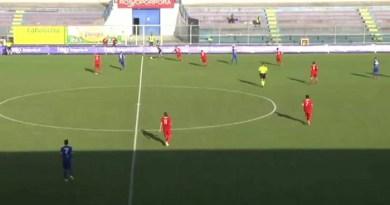 #Calcio. Barraco porta il Messina in testa alla classifica: F. Andria battuta 1-0