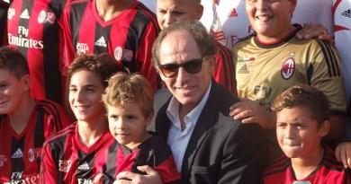 #Messina. Franco Baresi ospite della Scuola Calcio Sicilia