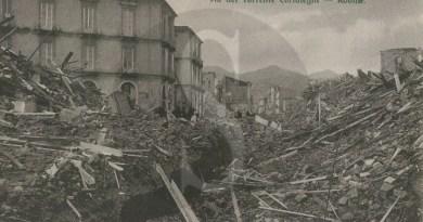 Terremoto1908. L'inferno per 37 secondi e poi l'oblio della memoria