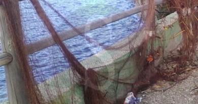 #Messina. Pescatori di frodo a Ganzirri, sequestrata una rete