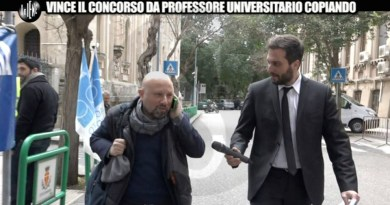 #Messina. Plagio all'Università, sospeso per un anno Dario Tomasello