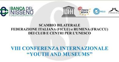 #Caltanissetta. Youth and Museums: visita della delegazione rumena
