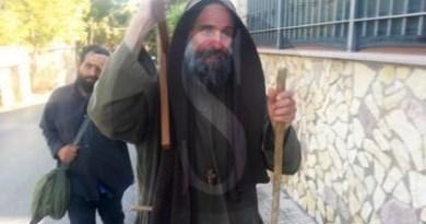 #Sicilia. Il pellegrinaggio di fratel Biagio Conte fa tappa a Barcellona