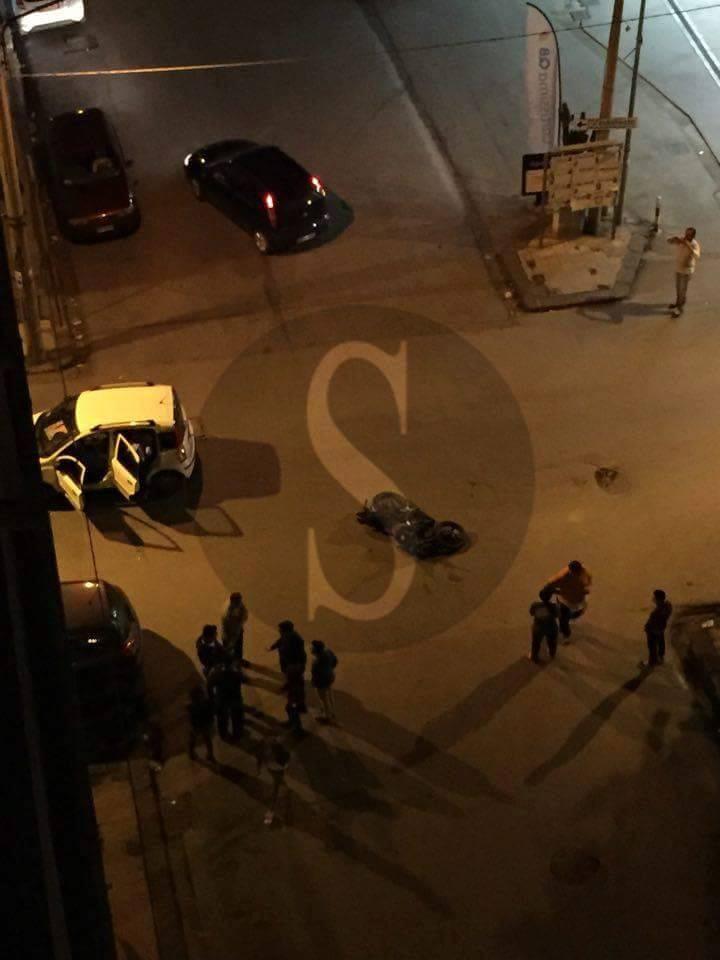 #Barcellona. Incidente in via Marconi tra Panda e scooter
