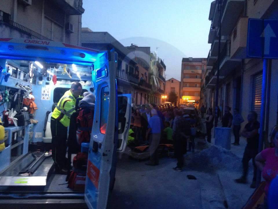 #Barcellona. Violentissimo incidente tra centauri, soccorsi in ritardo  LE FOTO