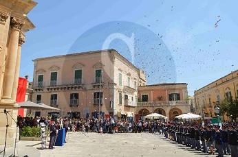 #Ragusa. Festa della Polizia, premiato il Commissario Montalbano