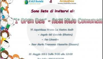 """#Messina. Primo """"open day"""" negli asili nido comunali"""