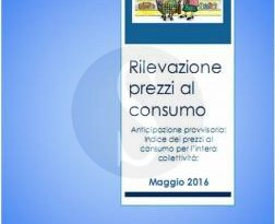 #Messina. Rilevazione dei prezzi al consumo:  a maggio +0,3%