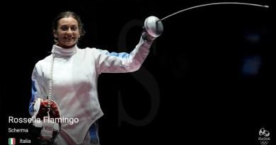 #Rio2016. Medaglia d'argento per la catanese Rossella Fiamingo