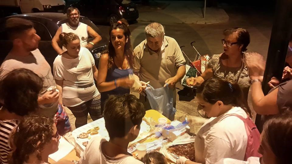 #Palermo. Cena di solidarietà per i senzatetto