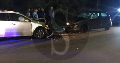 #Barcellona. Incidente in via Statale Oreto, 2 feriti