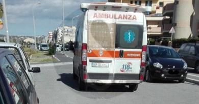 #Cronaca. Incidente stradale ad Alì Terme, due persone ferite