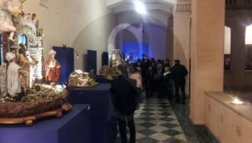 #Messina. Mostra di arte presepiale nei chiostri del palazzo arcivescovile