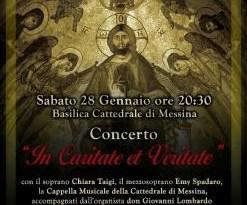 #Messina. Concerto in cattedrale per il nuovo arcivescovo