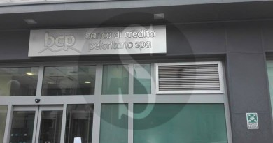 #Barcellona. Rapina alla filiale di via Roma della Banca di Credito Peloritano, caccia ai due banditi