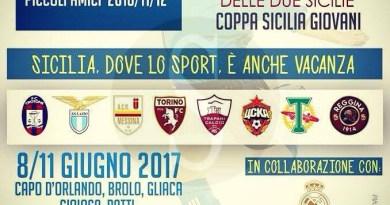 #Patti. A giugno la terza edizione del torneo di calcio Coppa Sicilia Giovani