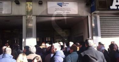 #Economia. Possibile default Riscossione Sicilia, a rischio 700 posti di lavoro