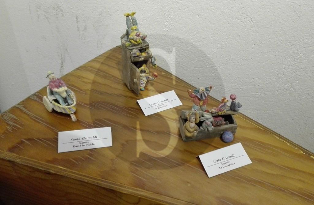 """#Caltagirone. Inaugurata la Mostra del Fischietto in terracotta """"Giochi e Giocattoli Antichi"""""""