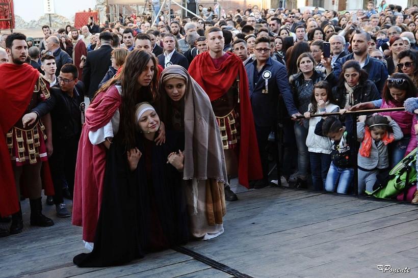 """#Palermo. """"La Passione di Cristo"""" alla chiesa dei Fornai per rivivere il dolore e la gioia del Cristo risorto"""