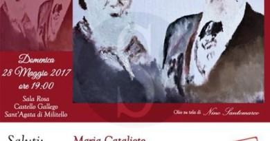 #S. Agata di Militello. Presentazione dell'ultimo libro di Mimmo Mollica