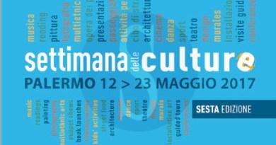 #Palermo. Conferenza stampa finale della Settimana delle Culture