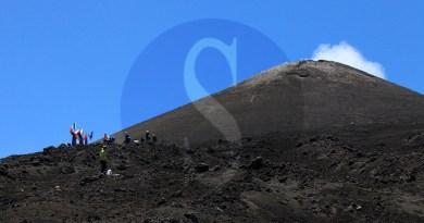 Etna mission, scatta l'operazione di monitoraggio di vulcanologi e Guardia Costiera di Catania