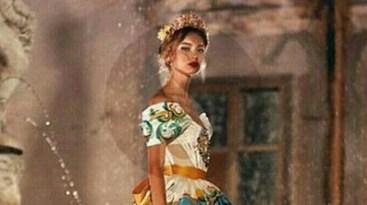 "#Moda. ""Sicilia bedda"" per Dolce&Gabbana"