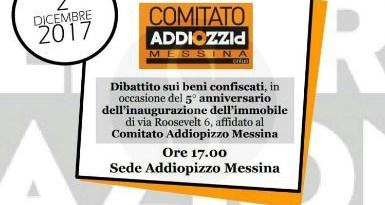 Politica. Oggi incontro-dibattito del Comitato Addiopizzo Messina