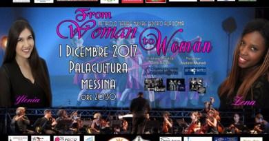 """Attualità. """"From Woman to Woman"""", un evento contro la violenza sulla donna"""