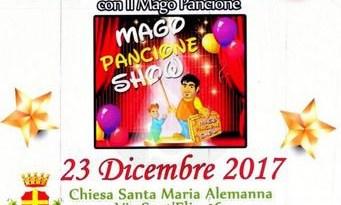 """Natale2017. Messina, alla chiesa Santa Maria Alemanna l'evento """"Il vero Natale"""""""