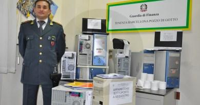 Cronaca. Barcellona, blitz della Guardia di Finanza: scoperti 8 centri scommesse illegali