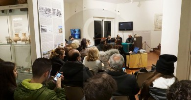 Cultura. Museo Archeologico di Naxos: una biblioteca perduta salvata dal digitale