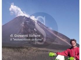 Libri. Viaggio su due ruote alla scoperta della Sicilia con il motoscrittore Giovanni Vallone