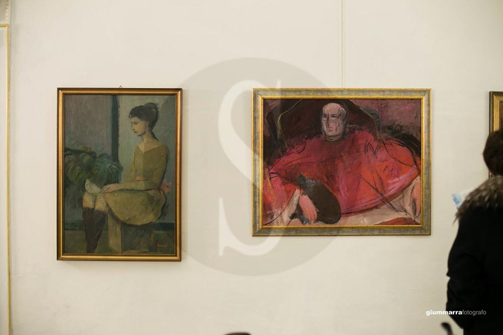 """Arte. """"Maestranze"""", al Castello di Comiso la mostra dedicata a Biagio Brancato"""