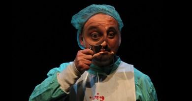 """Teatro. A Messina """"I tormenti del Signor K"""" di Daniele Gonciaruk"""
