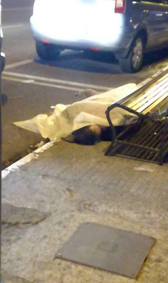 Cronaca. Messina, romeno 42enne muore in viale Giostra per un malore