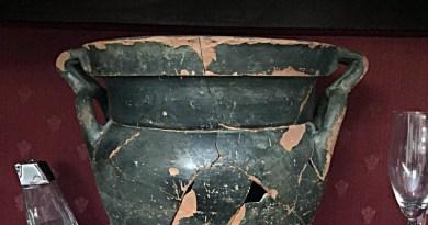 Cronaca. Siracusa, reperti archeologici in casa di un dirigente della Regione: denunciato