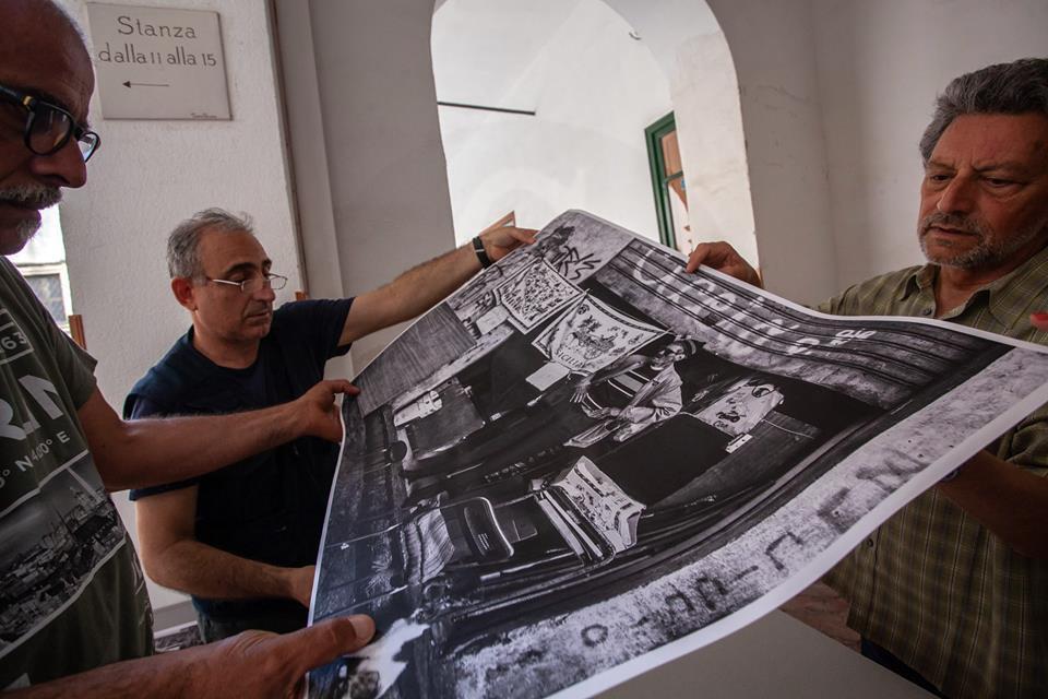 """Fotografia. Palermo, al convento Carmelo Maggiore la mostra """"Ballarando"""""""