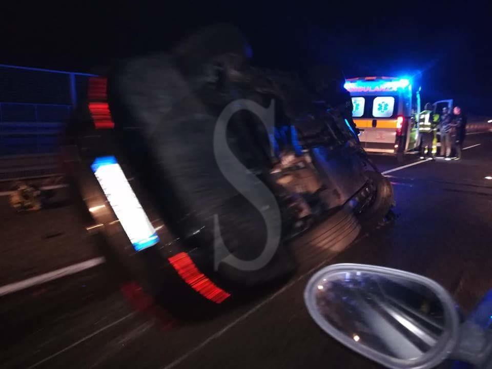 Cronaca. Incidente in autostrada nei pressi di Barcellona PG: tre i feriti